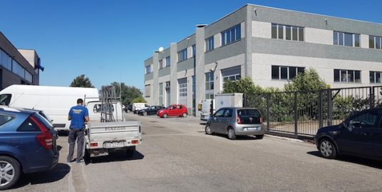 Laboratorio artigianale a Faenza di 850 mq