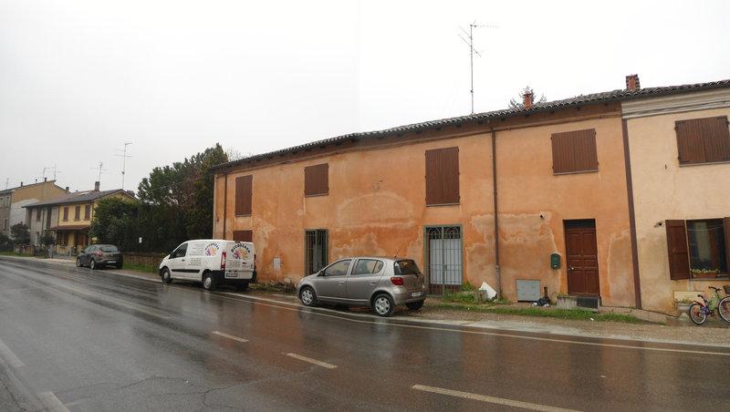 Porzione di fabbricato di antico edificio a Conselice